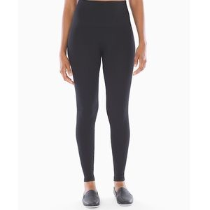 Soma Black Slimming Leggings size Medium
